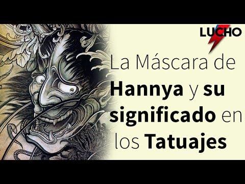 El Significado De Hannya En Los Tatuajes Youtube