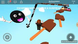 Roblox escape e murder