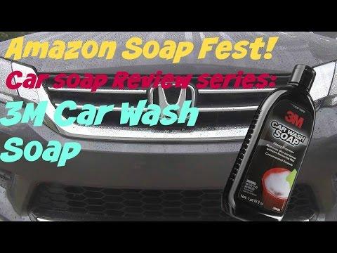 Amazon Soap Fest Review Of 3M Car Wash Soap