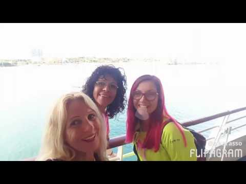 Cruise 2017 with beto – zumba !!!