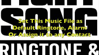 Rachel Platten - Fight Song Ringtone and Alert