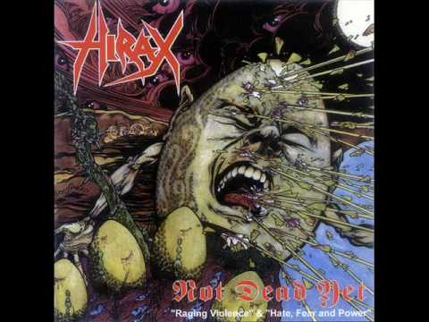 Hirax-Bombs of death