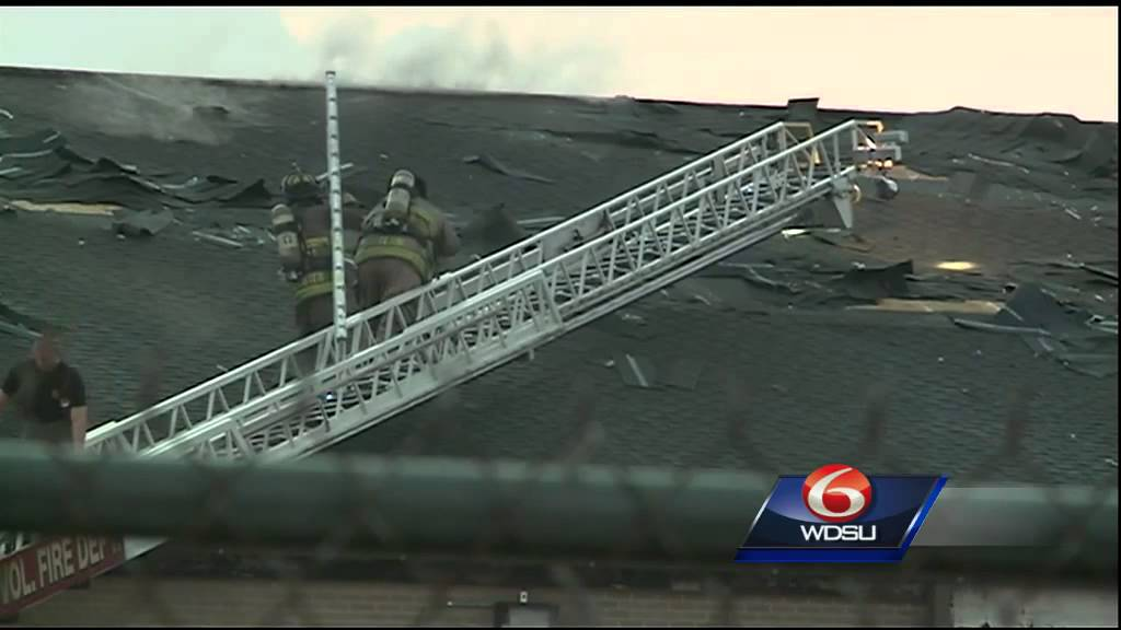 Classes cancelled Tuesday at Lake Elementary after fire heavily ...