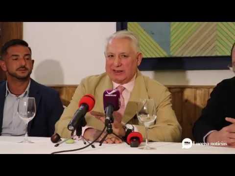 VÍDEO: Familias Amigas Españolas convoca nueva concentración por el centro de MENAS de Lucena