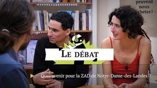 Quel avenir pour la Zad de Notre-Dame-des-Landes