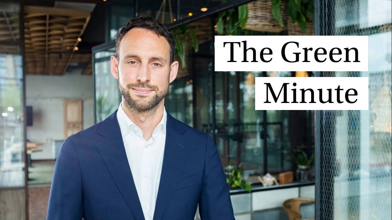 ➡️🍃 The Green Minute: Peter van Dam
