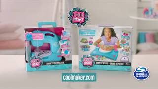 Spin Master | Cool Maker Brand TV RO