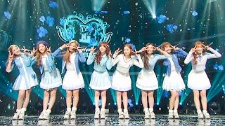 《lovely》 러블리즈 Lovelyz  - 그대에게 For You  @인기가요 Inkigayo 20160110