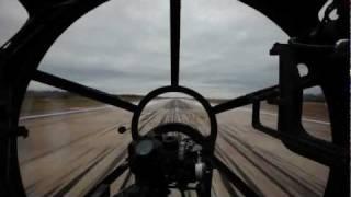 """FIFI"" Takeoff from Mobile Alabama"