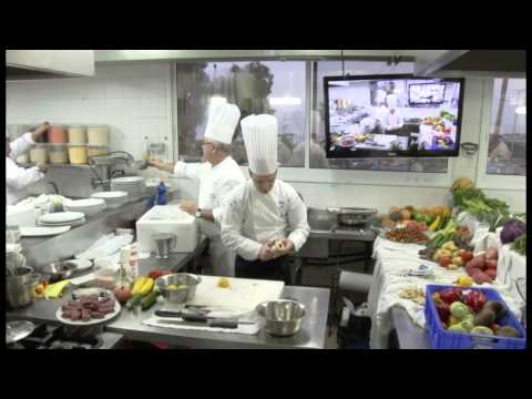 16 02 15 Master cours  Ecole culinaire Rimomin Tiberiade   Part 4