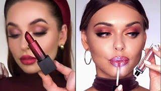 Os Melhores Tutoriais de Maquiagem das Gringas💜 NEW MAKEUP TRENDS 2020