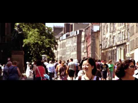 A Short Film - Summer in Edinburgh