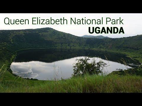 UGANDA - Queen Elizabeth Park and surroundings