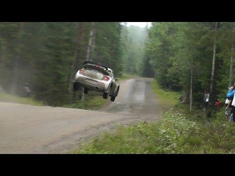 WRC Rally Finland 2013 | Max Attack