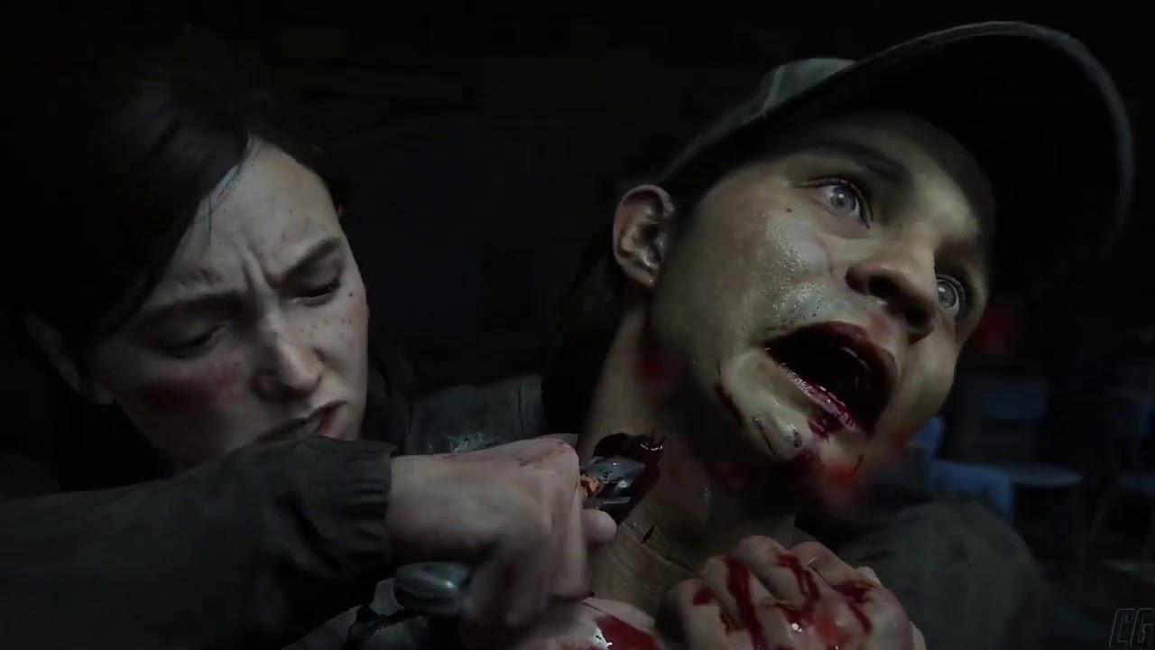 The Last of Us 2 - All LGBT, SJW, Lesbian, Transgender