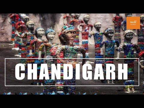 Trip to CHANDIGARH | Travel vlog | CHANDIGARH TOURISM | HD