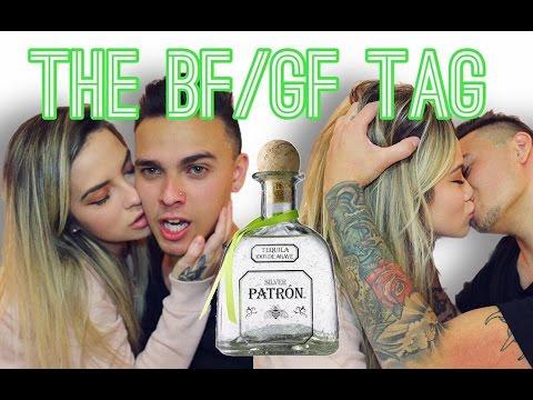 Boyfriend/Girlfriend Tag | DRUNK EDITION