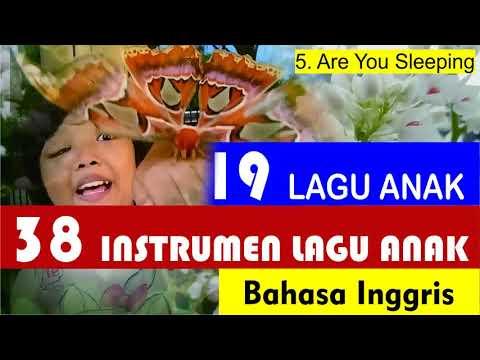 19 Lagu Anak Bahasa Inggris Dan 38 Instrumental Lagu Anak Bahasa Inggris