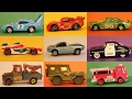 Тачки Коллекция Молния Маквин и его Друзья Мультики про Машинки для Детей Все серии