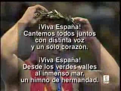 Nueva letra para el himno de España