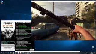 Dying Light The Following Trainer 30 Ver 1 19 0 Update 21 09 2019 64 Bit Baracuda