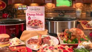 Crock Pot Dump Meals - Official Commercial - As Seen On TV