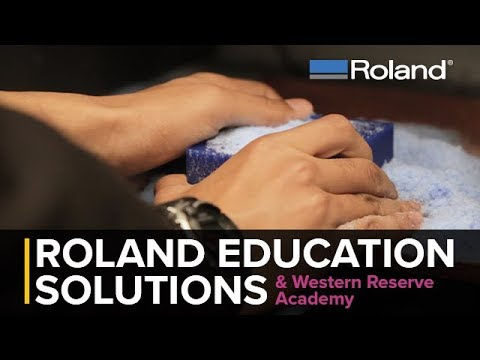 Western Reserve Academy and Roland Education Solutions