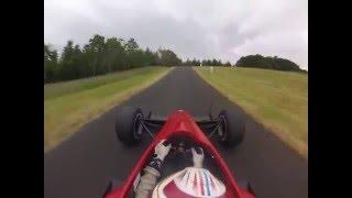 Сумасшедшая езда на балиде F1