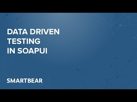 Data Driven Testing in soapUI