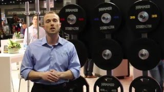 IHRSA 2016: Hammer Strength Accessories