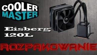 coolermaster eisberg 120l prestige rozpakowanie