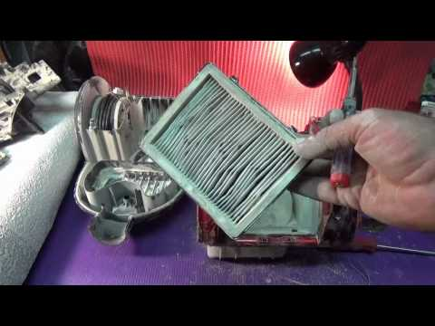 Как почистить фильтр в пылесосе самсунг