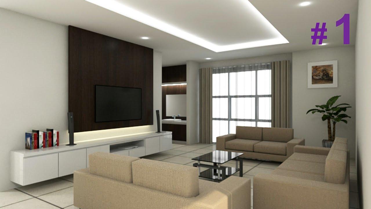 Interior design - Living room part 11