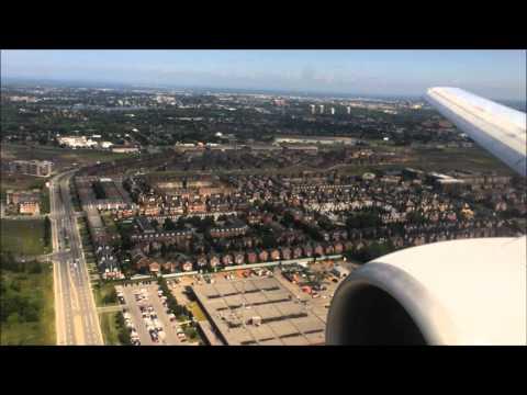 Westjet 737-600 Toronto - Montreal