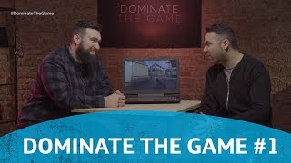 Dominate The Game  #01: Counter Strike Global Offensive con MusambaN1 (Programa 1)