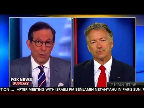 Sen. Rand Paul: GOP Bill Creates a Giant Insurance Bailout Superfund - July 16, 2017