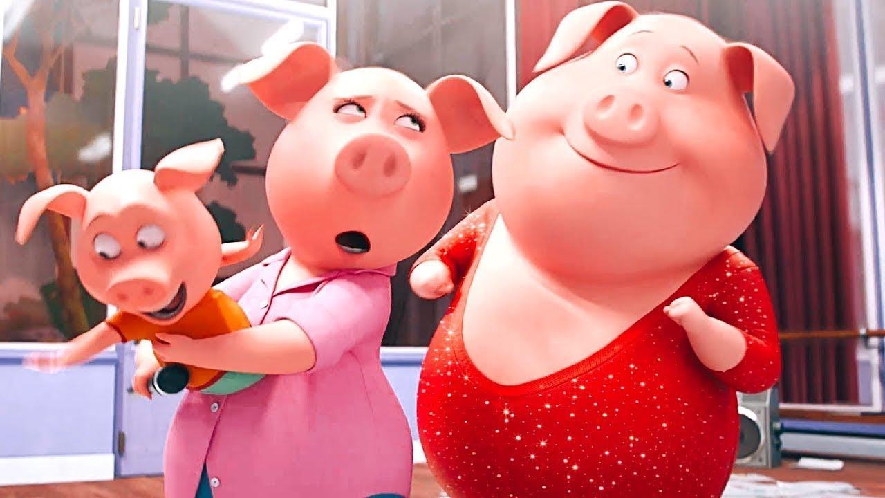 Con Heo Đất Remix – Ba Bà Đi Bán Lợn Con – Liên Khúc Nhạc Thiếu Nhi Sôi Động
