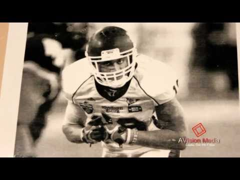 Family & Friends Congratulate Arceto Clark for making it to the NFL