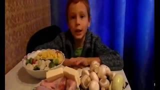Сырный суп. Видео рецепт. Суп с плавленым сырком. Cheese soup. Faup with meltedst so cheese