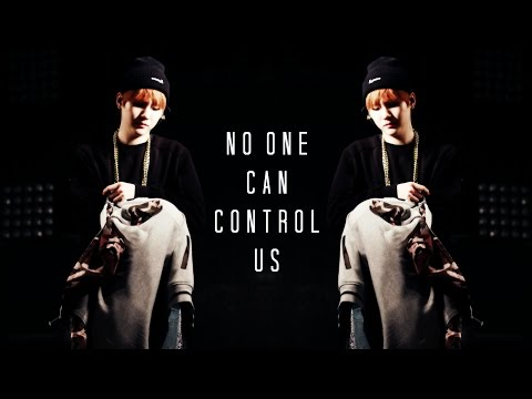 Min Yoongi/ Suga/ Agust D — No One Can Control Us
