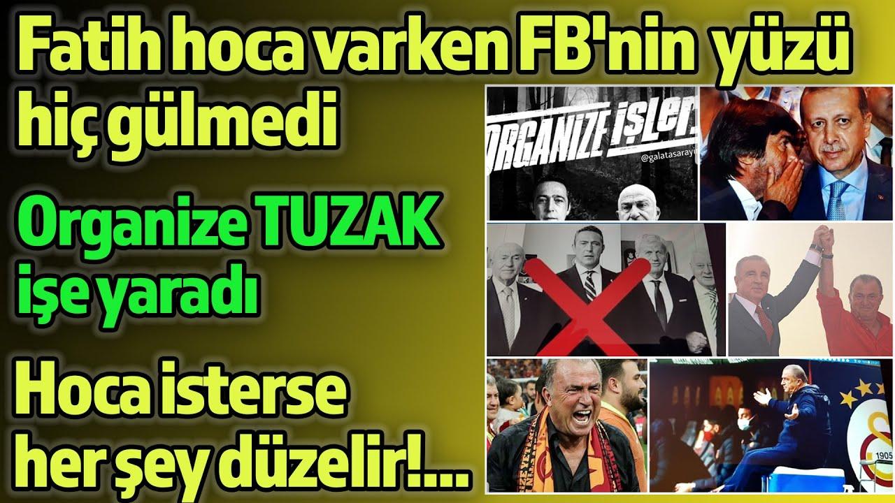 FATİH TERİM'i/Puştca tuzağa düşürüp yediler!..