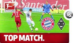 Lewandowski, Robben & Co. vs. Gladbach - Bayern Want to End Winless Run