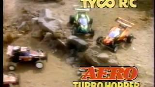 1988 Tyco RC Aero Turbo Hopper Commercial