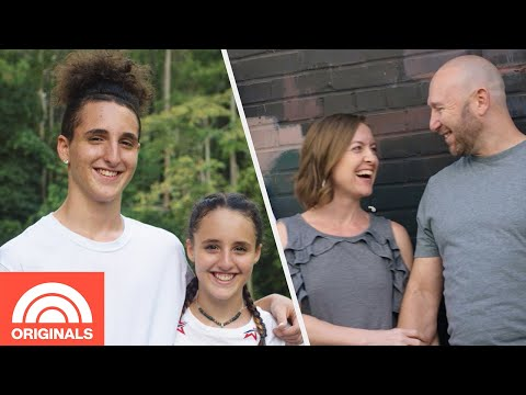 Parents Open Up About Their Experience Adopting Teenagers | Today
