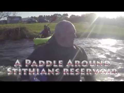 Kayak Trip - Stithians Reservoir and Dam in the sunset- Cornwall UK from YouTube · Duration:  6 minutes 9 seconds