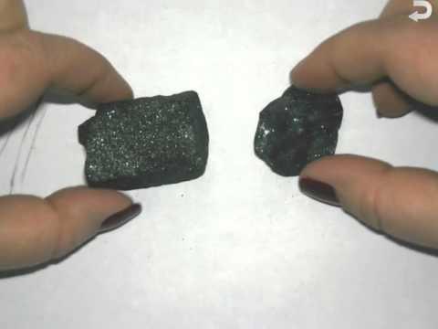 Black Minerals