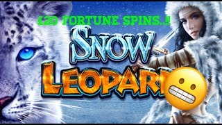 £20 Hi Rollers Spins  SNOW LEOPARD 🐆