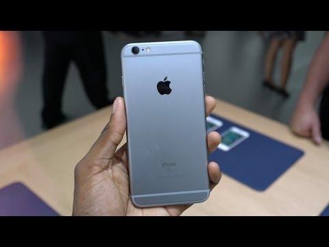 Primeras impresiones del iPhone 6s