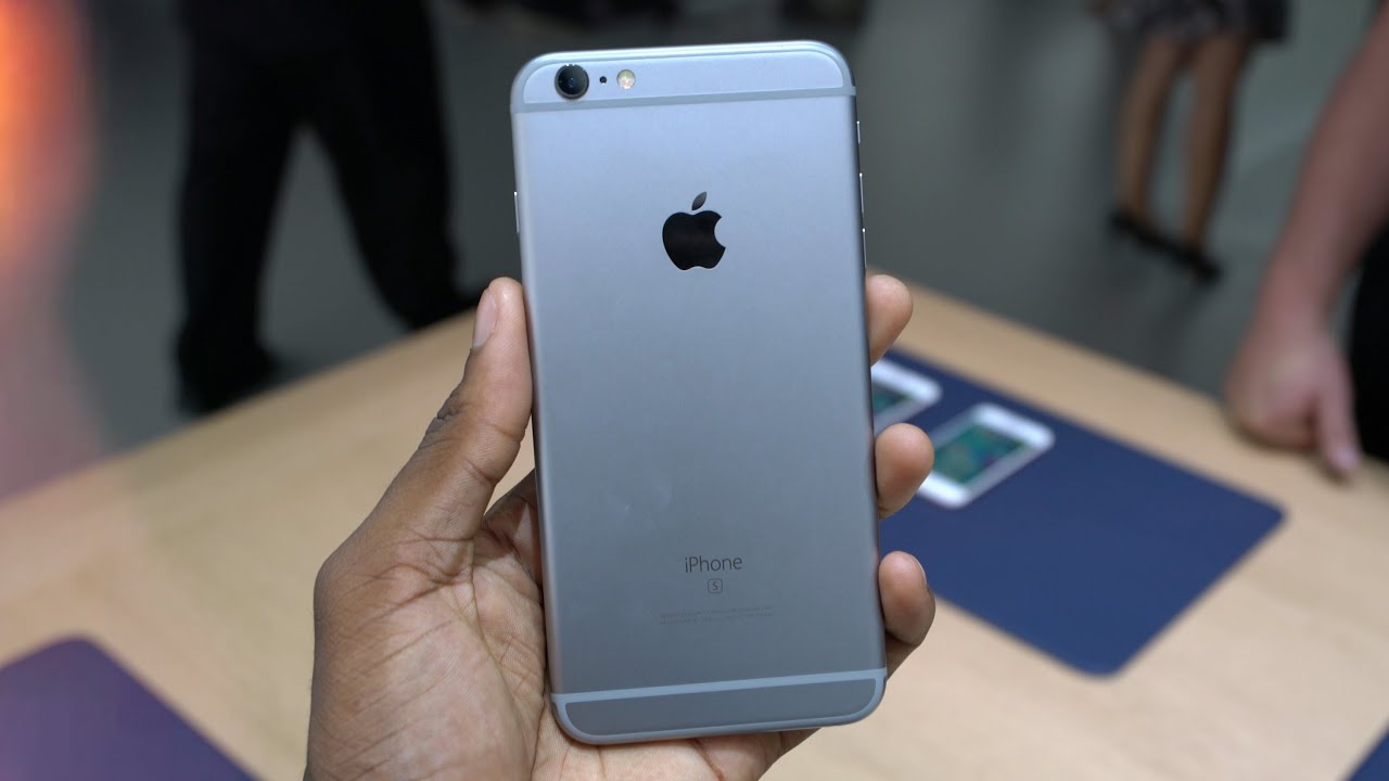 iphone 6s impressions youtube