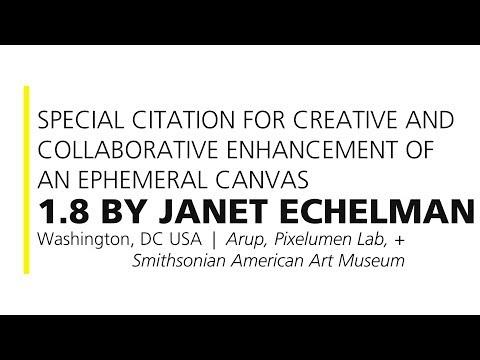 1.8 by Janet Echelman – 2017 Special Citation